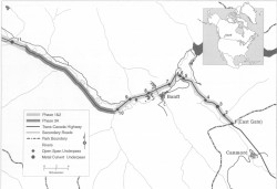 Factors influencing the effectiveness of wildlife underpasses in Banff National Park, Alberta, Canada, Conservation Biology, 14(1): 47-56