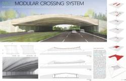 Modular Crossing System