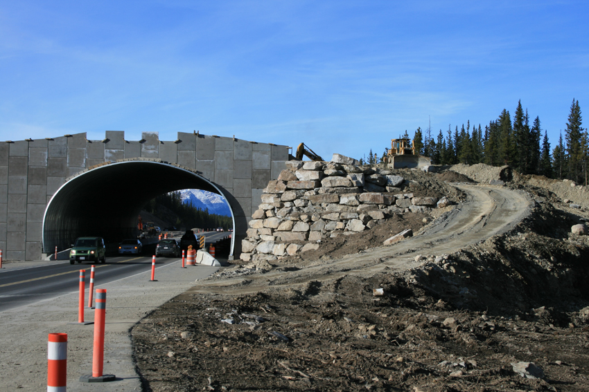Banff_CrossingConstruction