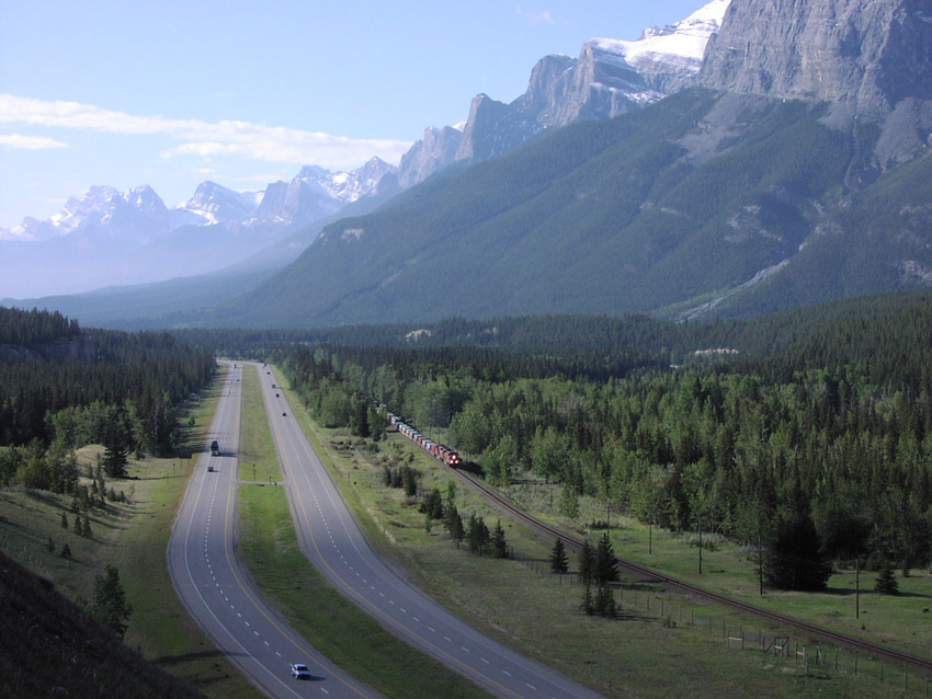 Banff_Highway_Rail